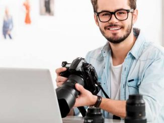 Profesionální fotograf