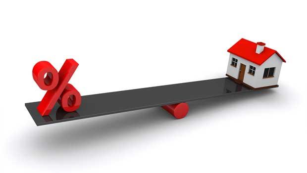 Aktuální sazby u hypotečních úvěrů